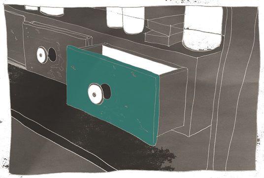 El tercer cajón