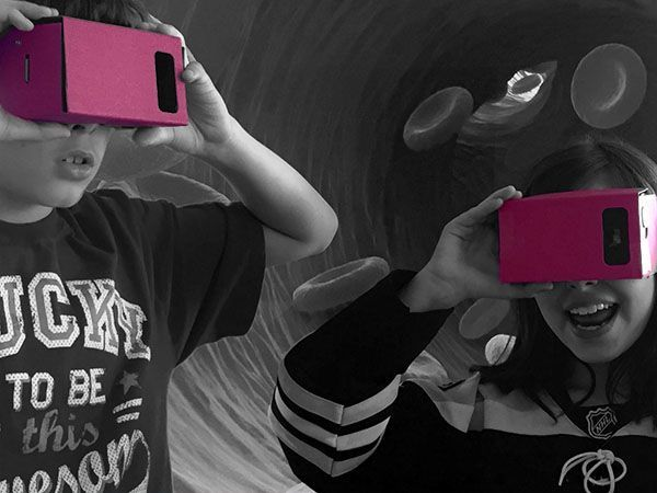 Educacion VR