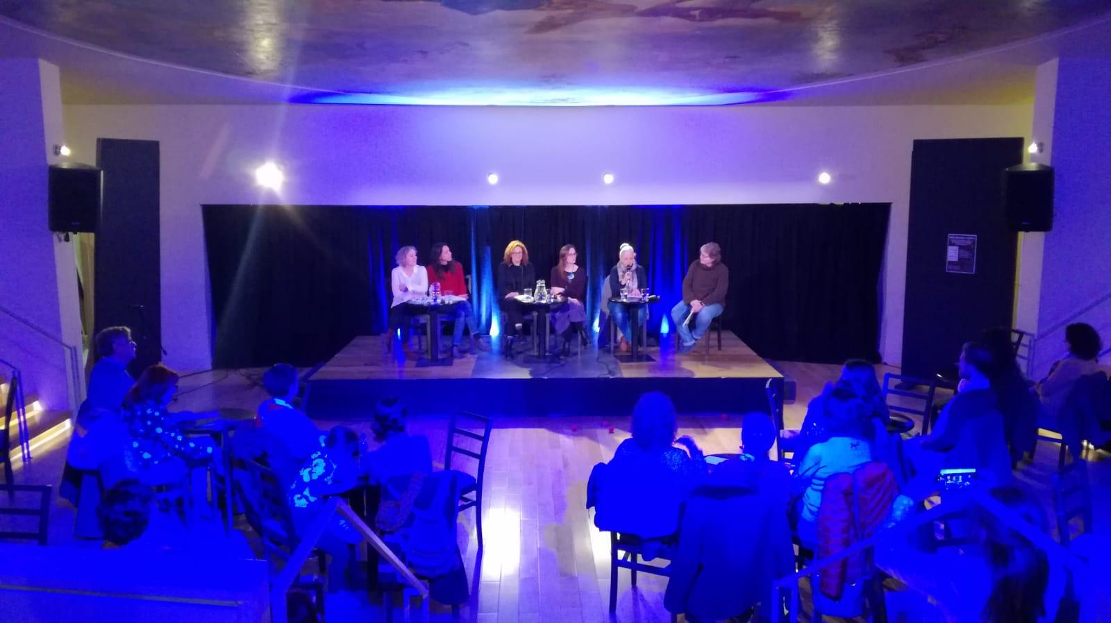 Mesa Redonda · Teatro y mujer ¿Avanzamos?
